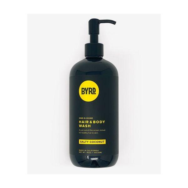 Byrd One-n-Done Hair & Body Wash 443ml