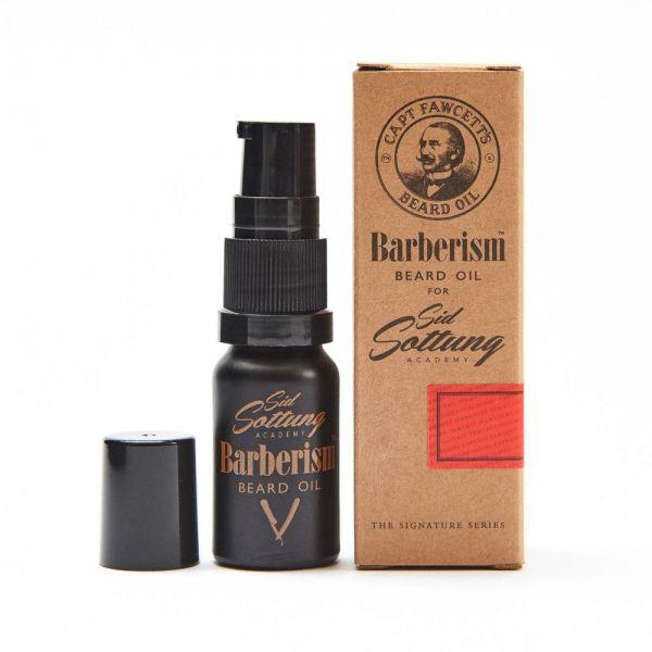 Captain Fawcett's Sid Sottung Barberism Beard Oil 10ml
