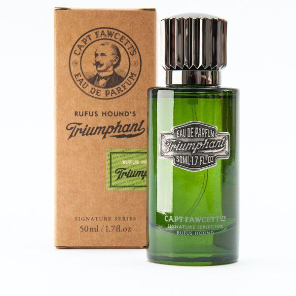 Captain Fawcett's Triumphant Eau de Parfum 50ml