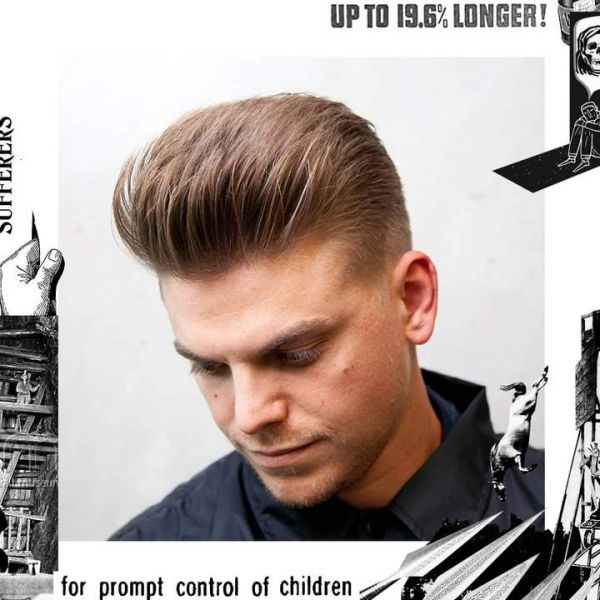 Uppercut Deluxe Clay Pomade 60g