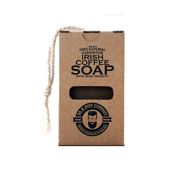 Dr K Soap Company Irish Coffee Soap - Kernseife 110ml