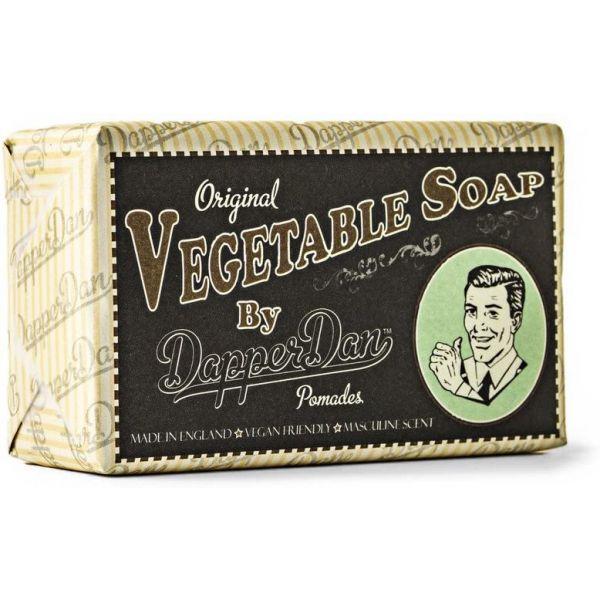 Dapper Dan Sandelwood Vegetable Seife 190g