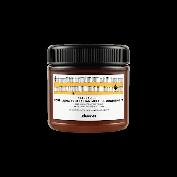 Davines Naturaltech Nourishing Vegetarian Miracle Conditioner 60ml