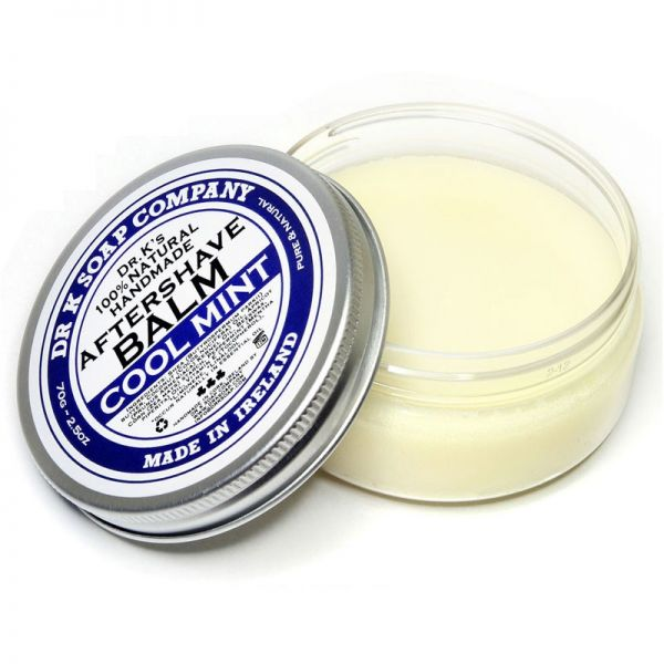 Dr. K Cool Mint After Shave Balm 70g
