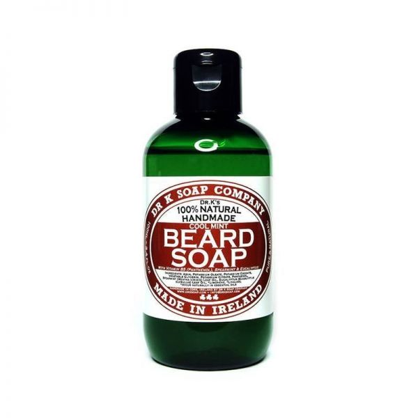 Dr. K Beard Soap - Bartseife Mint Cool 100ml