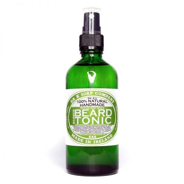 Dr. K Soap Beard Tonic Wood Spice - Bartöl 100ml