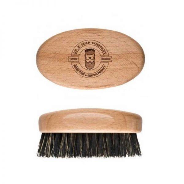 Dr. K Small Beard Brush
