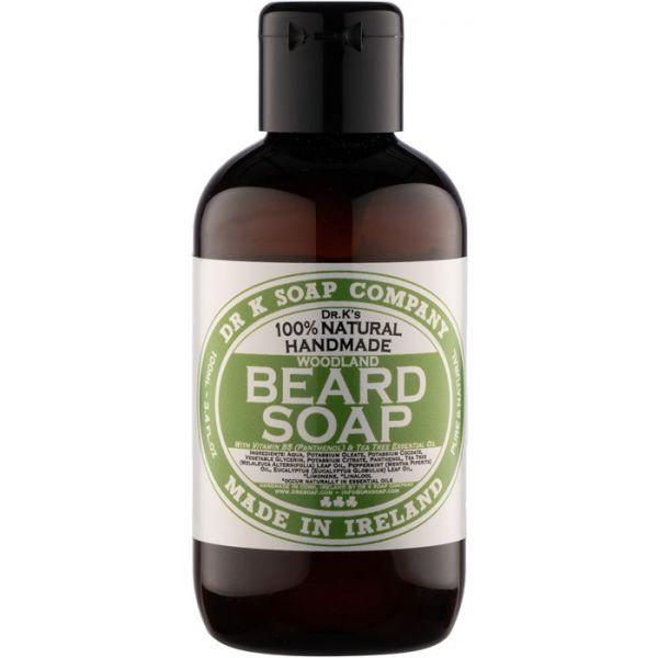 Dr. K Woodland Beard Soap 100ml