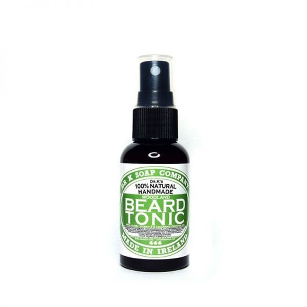 Dr. K Soap Wood Spice Beard Tonic 50ml
