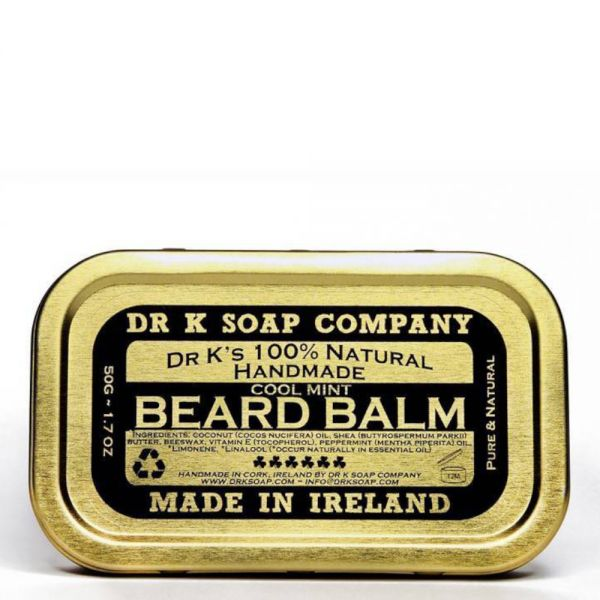 DR K SOAP COMPANY BEARD BALM COOL MINT