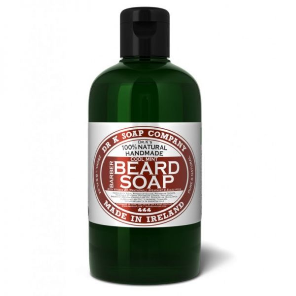 Dr. K Beard Soap Cool mint 250ml