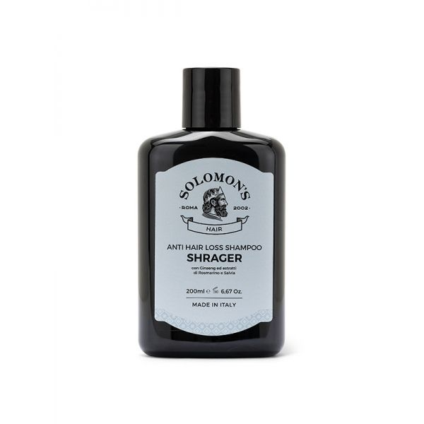 Solomon's Shrager Anti Hair Loss Shampoo 200ml