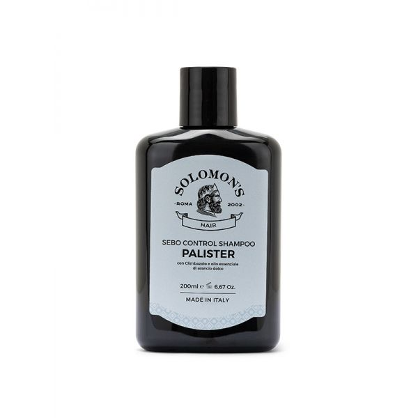 Solomon's Palister Sebo Control Shampoo 200ml