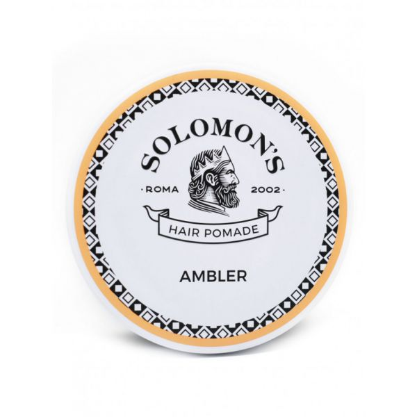 Solomon's Ambler Matte Pomade 100ml