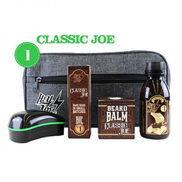 Hey Joe! - Bearded Survival Kit Deluxe N°1 Classic Joe