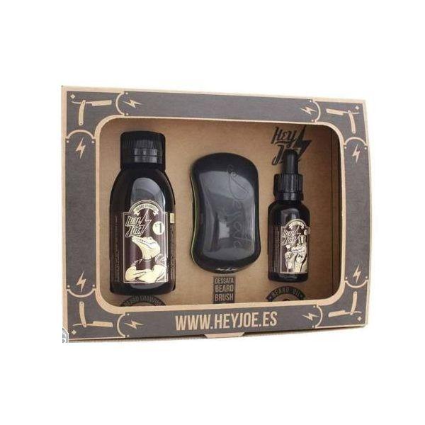 Hey Joe! N°1 Bearded Survival Kit - 3-teilig
