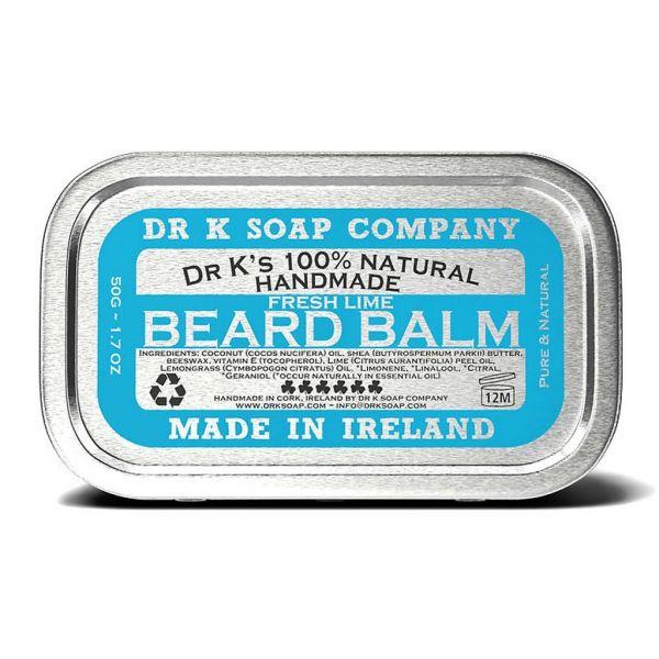 Dr. K Fresh Lime Beard Balm 50g
