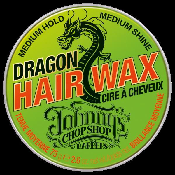 Johnny's Chop Shop Dragon Hair Wax - 75g