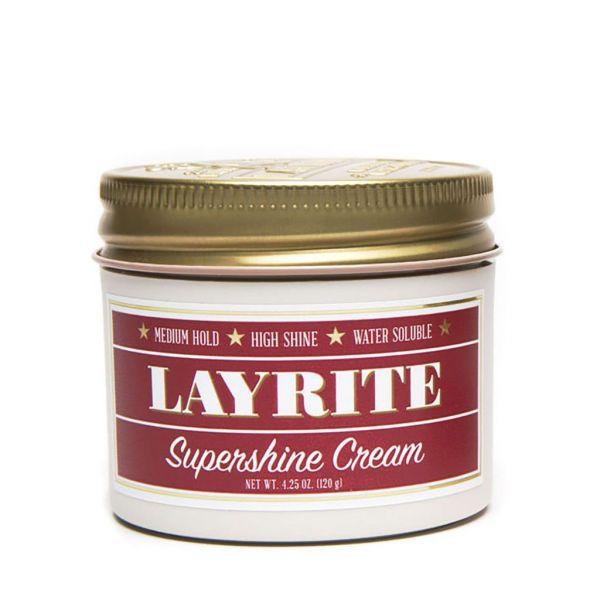 Layrite Super Shine Cream Pomade