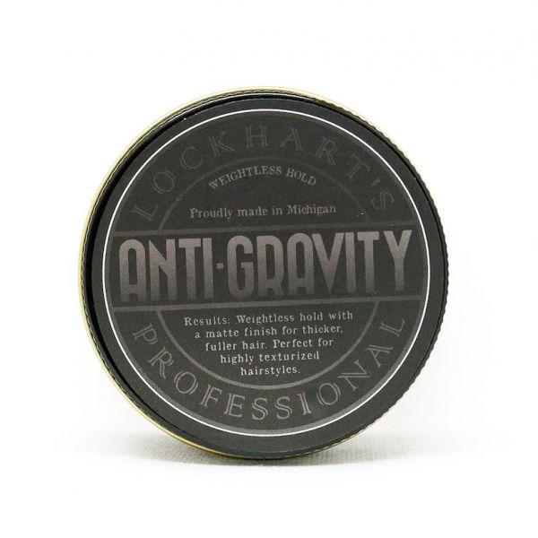 Lockhart's Anti-Gravity Matte Paste Pomade 105g