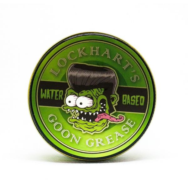 Lockhart's Water Based Goon Grease Pomade 105g