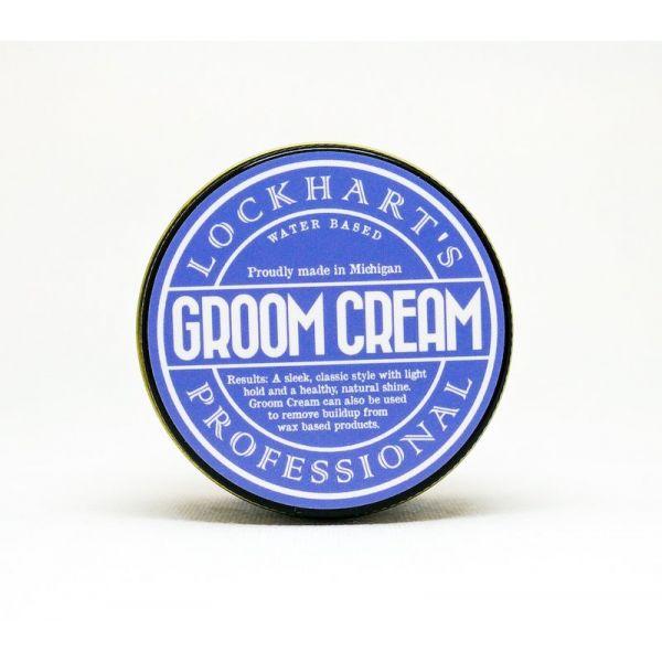 Lockhart's Groom Cream Pomade 105g