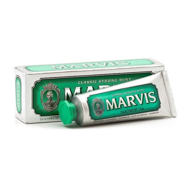 Marvis Classic Strong Mint Zahnpasta 25ml