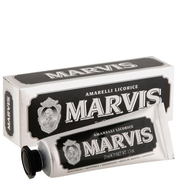 Marvis Amarelli Licorice Mint Zahnpasta 25ml