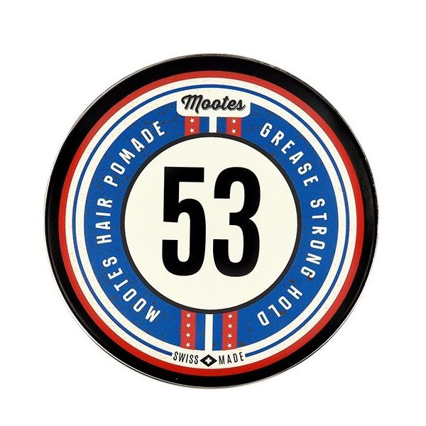 Mootes Haarpomade #53 Grease Strong Hold