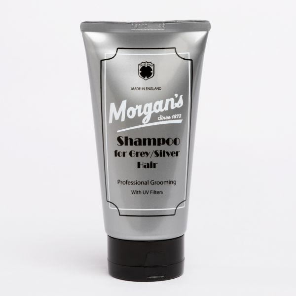Morgan's Mens Shampoo Grey/Silver Hair 150ml