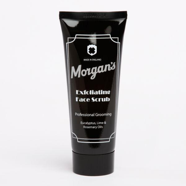 Morgan's Exfoliating Face Scrub 100ml