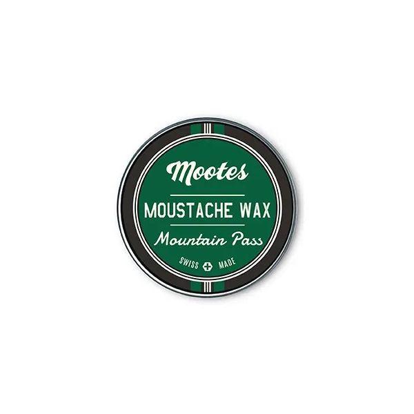 Mootes Mountain Pass Moustache Wax 15g