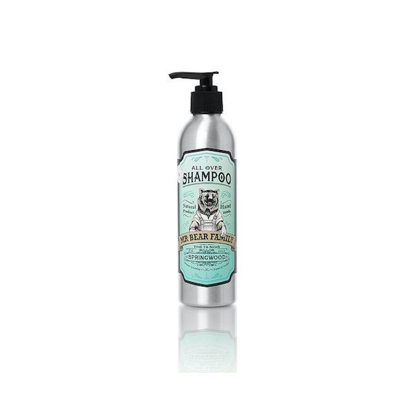 Mr. Bear Family Springwood All Over Shampoo 250ml