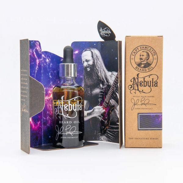 Captain Fawcett John Petrucci's Nebula Beard Oil - 50ml