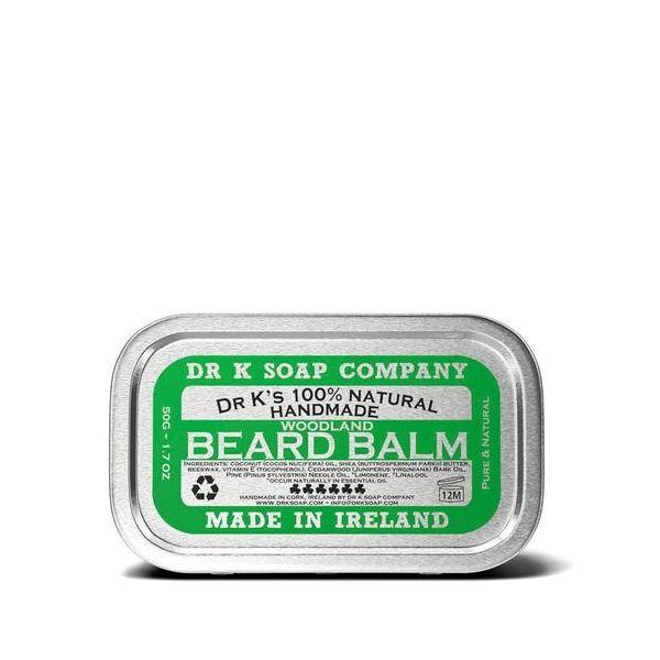 Dr. K. Woodland Beard Balm 50g