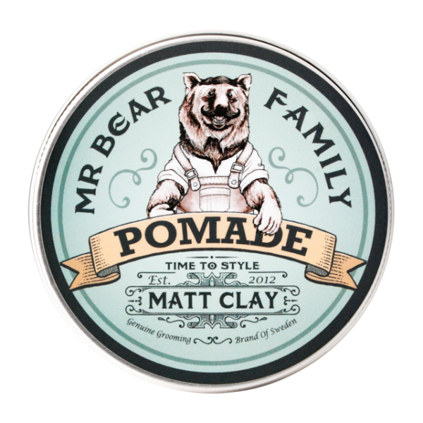 Mr. Bear Family Matt Clay Pomade