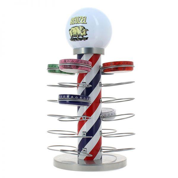 Reuzel - Barber Pole Display