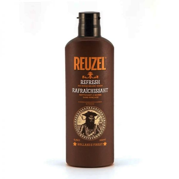 Reuzel Refresh No Rinse Beard Wash 200ml