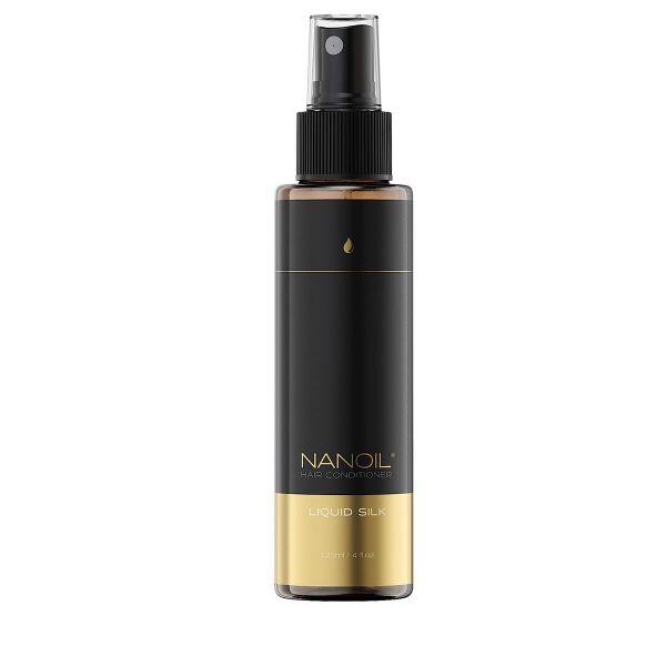 Nanoil Haarconditioner mit flüssiger Seide 125ml