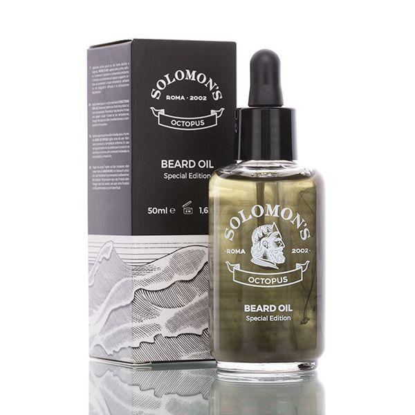 Solomon's Special Edition Octopus Black Oil 50ml