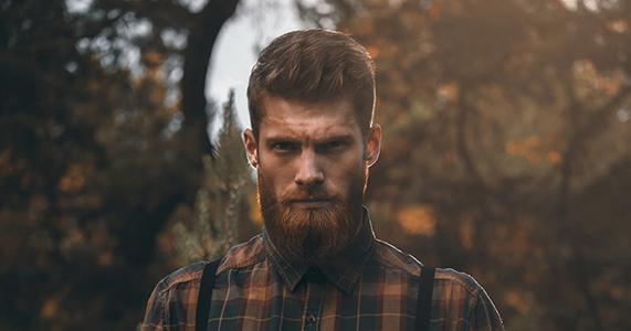 Der Weg zum Bart