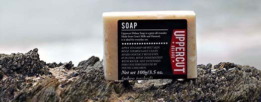 Uppercut Soap